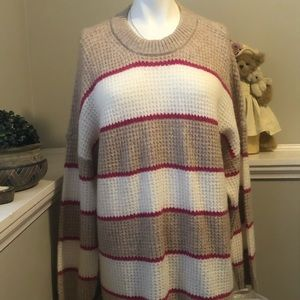 American Eagle sweater size med oversize style
